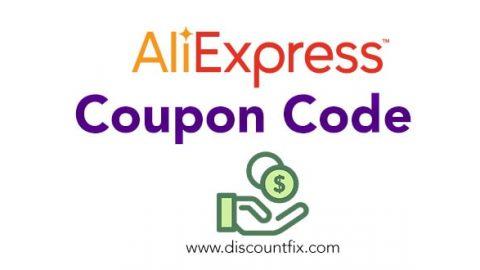 aliexpress coupon code promo code discount code deals