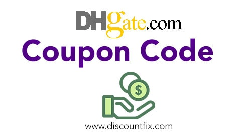 dhgate discount code